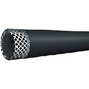 Black PVC Braided Air Hose 30m