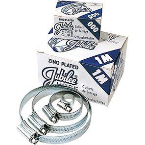 Jubilee Mild Steel Worm-Drive Clip