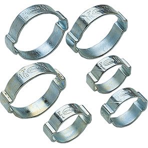 Jubilee Mild Steel O-Clip