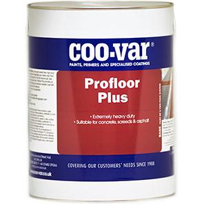 Coo-Var Profloor Plus Yellow Floor Paint 5kg