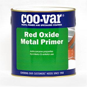 Coo-Var Red Oxide Metal Primer