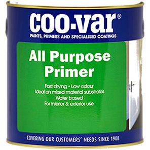 Coo-Var White All-Purpose Primer