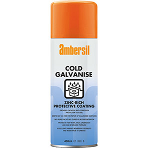 Ambersil Cold Galvanise Protective Spray
