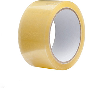 Ultratape Clear Low-Noise Packing Tape 66m (Box of 36)