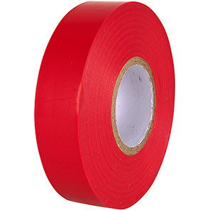 Buffalo Red 19mm Electrical Insulation Tape 33m
