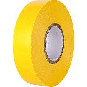 Buffalo Yellow 19mm Electrical Insulation Tape 33m