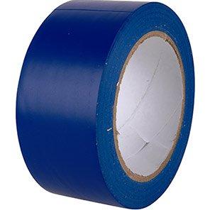 Arco Heavy-Duty PVC Blue Line Marking Tape 33m