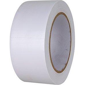 Arco Heavy-Duty PVC White Line Marking Tape 33m