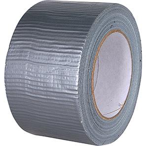 Buffalo Silver Cloth Tape
