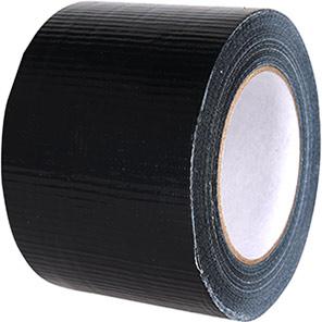 Buffalo Black Cloth Tape