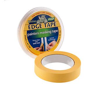 Ultratape Rhino Yellow Masking Tape 41m
