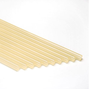 Power Adhesives Tecbond Pale Amber 12mm Hot-Melt Glue Sticks (Box of 170)