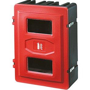Jonesco Double Fire Extinguisher Cabinet
