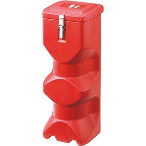 Jonesco Top-Loading Extinguisher Cabinet for Vehicles
