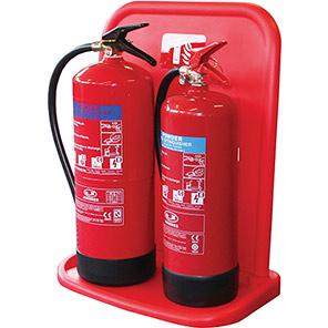 Jonesco Fire Extinguisher Stand