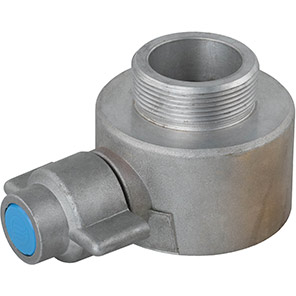 Female Instantaneous Hose Fitting 2½in x 2in BSP Male
