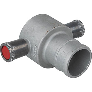 Female Instantaneous Hose Tail Fitting 2½in