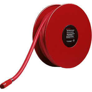Fixed Hose Reel with Water Hose 30m