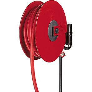 Swing Hose Reel with Water Hose 30m