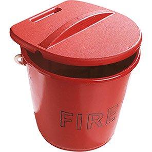 Firemark Polypropylene 11L Fire Bucket