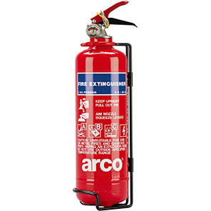 Arco Dry Powder Fire Extinguisher 1kg