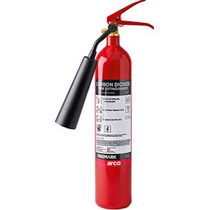 Arco Carbon Dioxide Fire Extinguisher