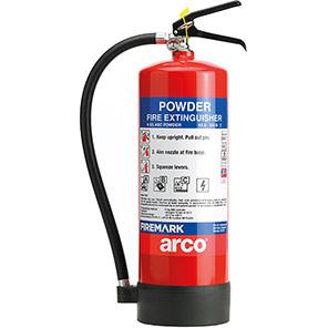 Arco Dry Powder Fire Extinguisher
