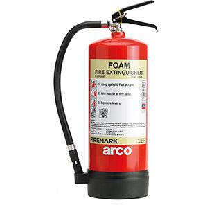 Arco Foam Fire Extinguisher