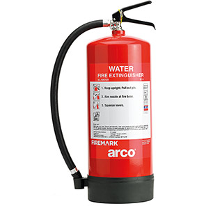 Arco Water Fire Extinguisher