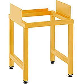 Link 51 Yellow Hazardous-Substance Storage Cabinet Stand