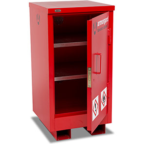 Armorgard FlamStor Cabinet Hazardous-Substance Storage Cabinet