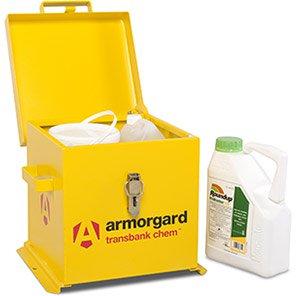 Armorgard TransBank Chem Chemical Transit Box