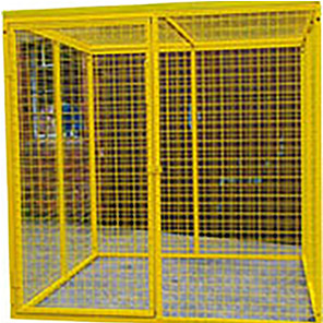 Modular Gas Cage