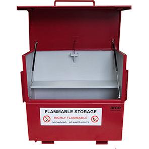 Flammable Storage Bin