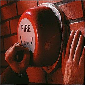 Firemark Rotary Hand-Operated Fire Alarm