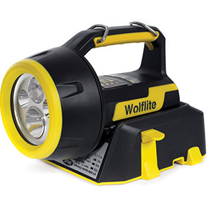 Wolflite XT70H ATEX Rechargeable Safety Torch