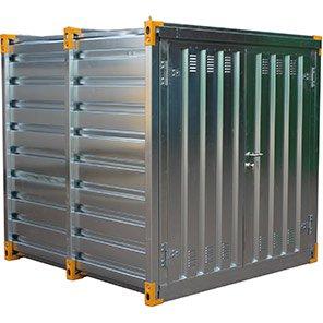 Empteezy 2m Steel Bunded Storage Container