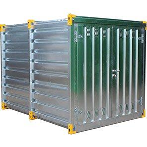 Empteezy 3m Steel Bunded Storage Container