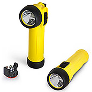 Wolf TS30+ ATEX LED Safety Torch