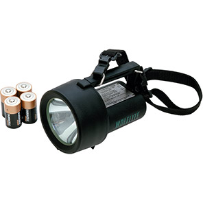 Wolflite H4DCA Safety Torch