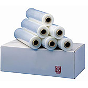 Eurofilms Clear Extended Core 34-Micron Stretch Wrap 200m