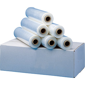 Eurofilms Clear Extended Core 12-Micron Stretch Wrap 300m