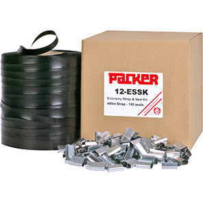 Packer Economy Polypropylene Strap and Seal Kit