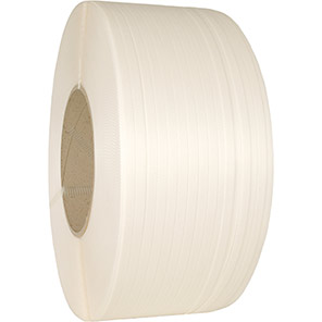 Packer White Polypropylene Machine Strapping