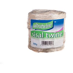 Three-Ply Sisal Twine 100m