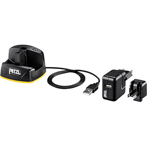 Petzl ACCU 2 DUO Z1 Head Torch Charger