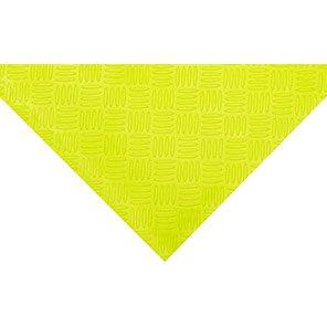COBA Sitepath Yellow Matting