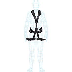 ArcoPro Five-Point Safety Harness