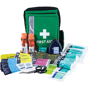 Reliance Medical Standard Trauma Kit Rucksack
