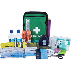 Reliance Medical Agriculture Trauma Kit Rucksack